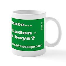 Bin Laden Mug