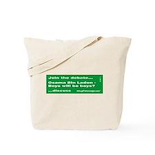Bin Laden Tote Bag