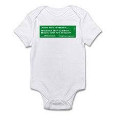 Bin Laden Infant Bodysuit