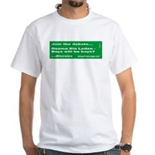 Bin Laden T-Shirt (white)