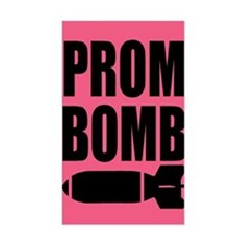 Prom-Bomb Rectangle Decal