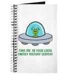 Alien Genealogist Journal