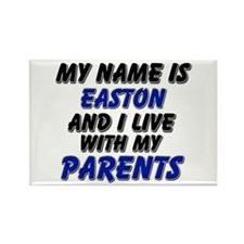 my name is easton and I live with my parents Recta