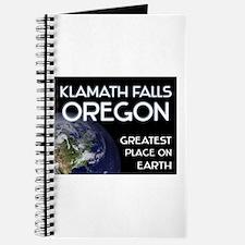 klamath falls oregon - greatest place on earth Jou