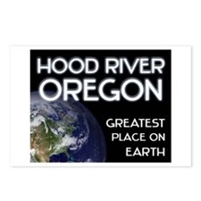 hood river oregon - greatest place on earth Postca
