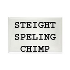 Cute Spelling bee Rectangle Magnet (10 pack)