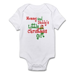 Mommy and Daddy's Little Christmas Gift