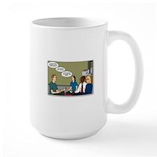Geek Meditation Mug