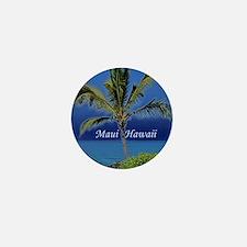 Maui Hawaii Mini Button