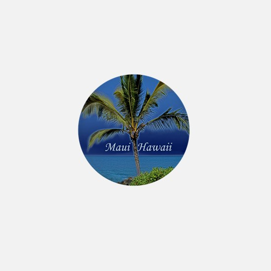 Maui Hawaii Mini Button