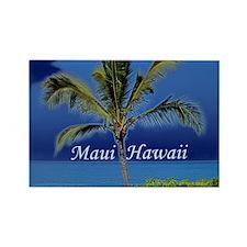 Maui Hawaii Rectangle Magnet