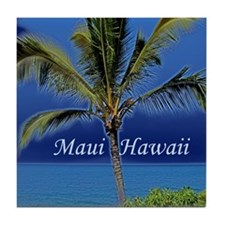 Maui Hawaii Tile Coaster