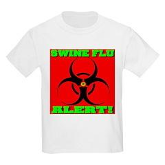 Swine Flu Alert T-Shirt