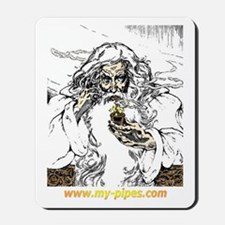 MPC Smoking Wizard Mousepad