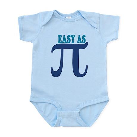 Easy as Pi Infant Bodysuit