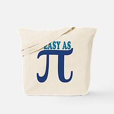 Easy as Pi Tote Bag