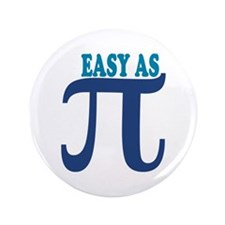 """Easy as Pi 3.5"""" Button (100 pack)"""