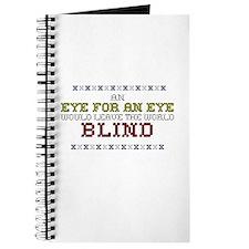 An Eye For An Eye Journal
