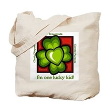 Diapers Breastmilk Gentle Lucky Tote Bag