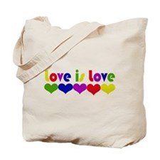 Love is Love Tote Bag