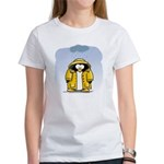 Rainy Day Penguin Women's T-Shirt