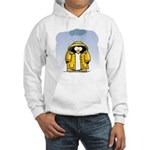 Rainy Day Penguin Hooded Sweatshirt
