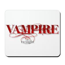 Twilight Vampire Mousepad