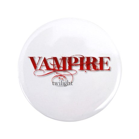 "Twilight Vampire 3.5"" Button"