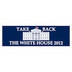 Take Back The White House Bumper Sticker (50 pk)