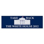 Take Back The White House Bumper Sticker (10 pk)