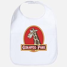 Giraffic Park Bib