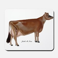Jersey Cow Mousepad