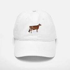Jersey Cow Baseball Baseball Cap