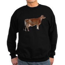 Jersey Cow Sweatshirt