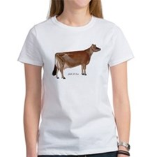 Jersey Cow Tee