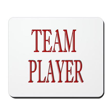 Team Player Mousepad