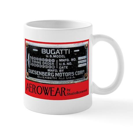 Bugatti Duesenberg Mug (also available in large)