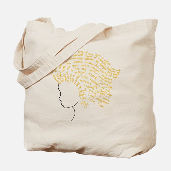 Poetically Fly Tote Bag