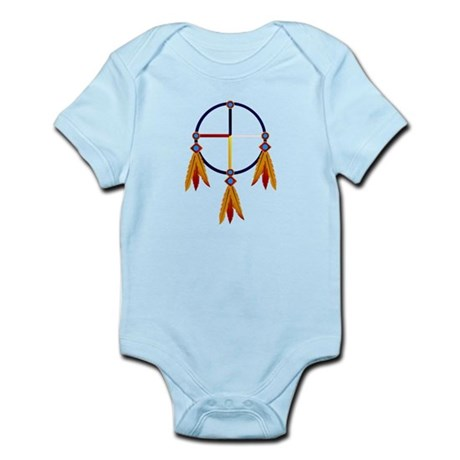 The Medicine Wheel Infant Bodysuit