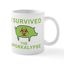 Swine Flu Fun - Small Mug