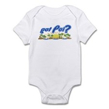 Got Poi? Infant Bodysuit