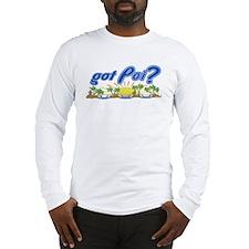 Got Poi? Long Sleeve T-Shirt