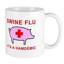 It's A Hamdemic Mug