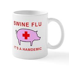 It's A Hamdemic Small Mug
