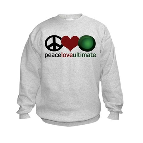 Ultimate Love - Kids Sweatshirt