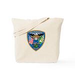 Valaparaiso Police Tote Bag