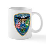 Valaparaiso Police Mug