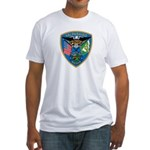 Valaparaiso Police Fitted T-Shirt