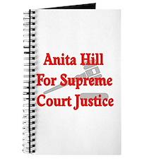 Anita HIll For Supreme Court Journal