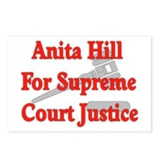 Anita HIll For Supreme Court Postcards (Package of